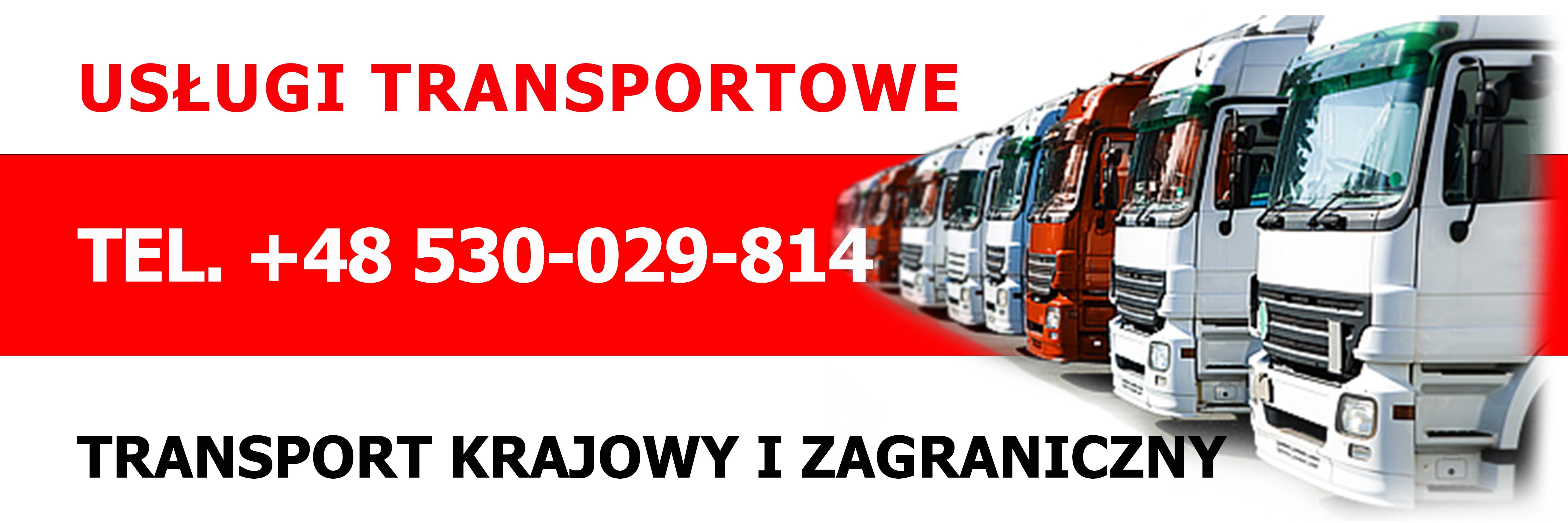 Usługi Transportowe – Transport Krajowy i Zagraniczny
