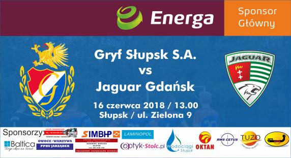 Gryf Słupsk S.A. - Jaguar Gdańsk